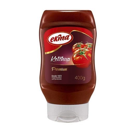 Ketchup EKMA Premium Tradicional 400g