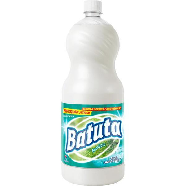 Desinfetante BATUTA Eucalipto 2L