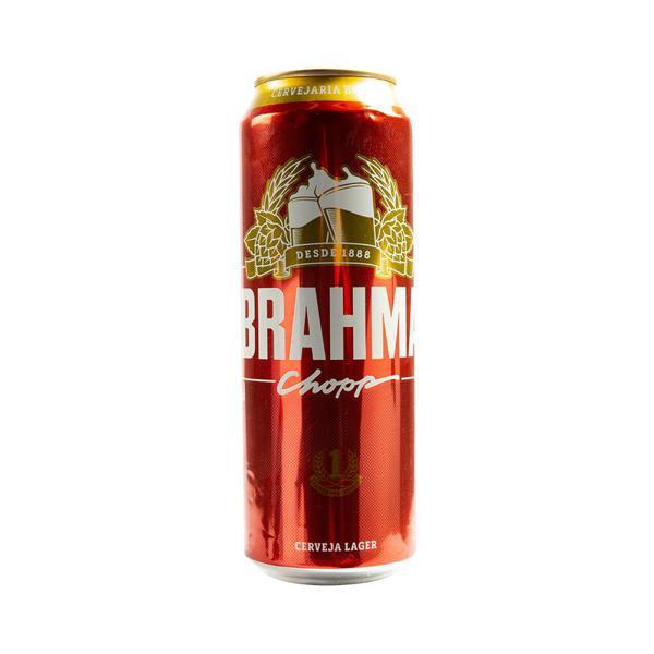 Cerveja Brahma Chop 473Ml
