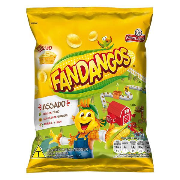 Salgadinho Fandangos queijo 37g