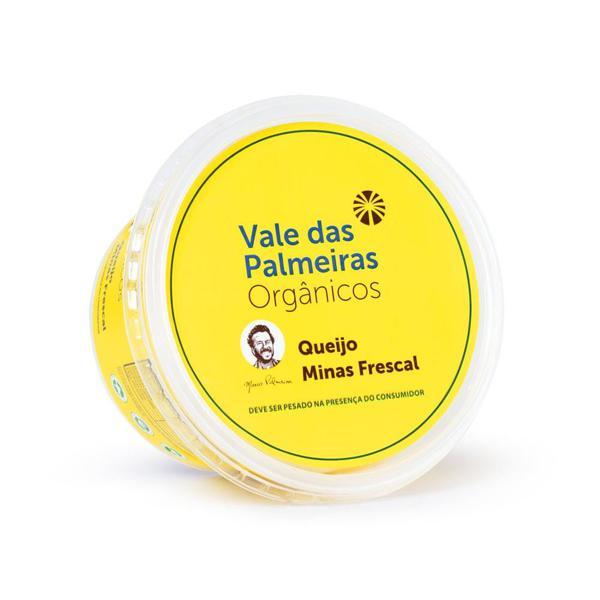 Queijo Minas Frescal Orgânico VALE DAS PALMEIRAS