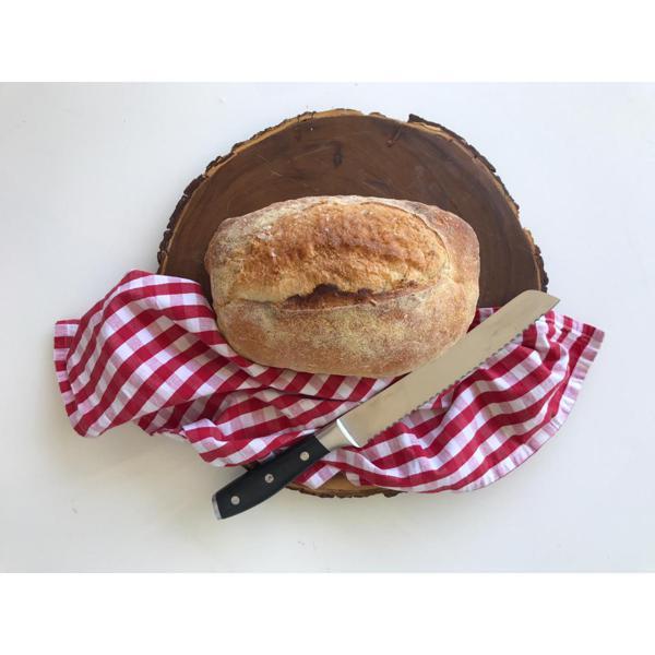 Pão orgânico fermentação natural - Alecrim  - 500g
