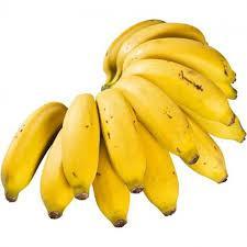 Banana Prata/Branca Orgânica (1kg)