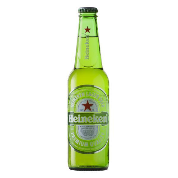Cerveja Lager Heineken Garrafa 330ml