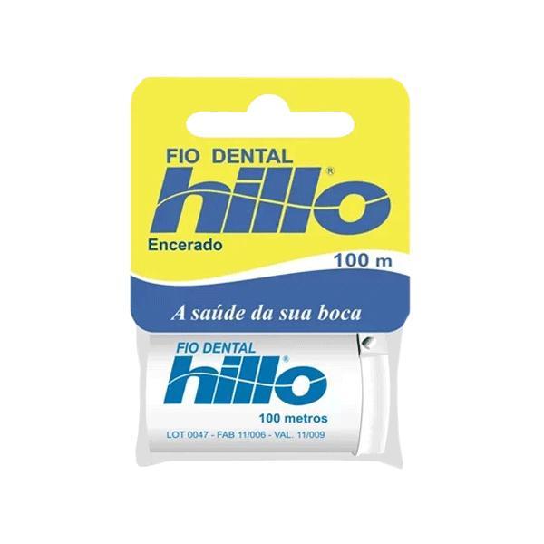 Fio Dental HILLO Tradicional 100m