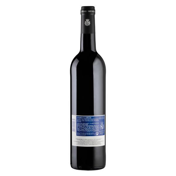 Vinho Português Tinto Seco Clarete Messias Beiras Garrafa 750ml