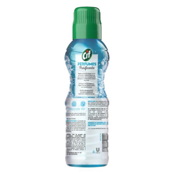 Limpador Uso Geral Purificante Cif Perfumes Frasco 450ml