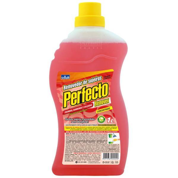 Limpa Pisos CRIVIALLI Removex Perfecto 1L