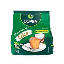 Mistura para Bolo Coco Copra 300g