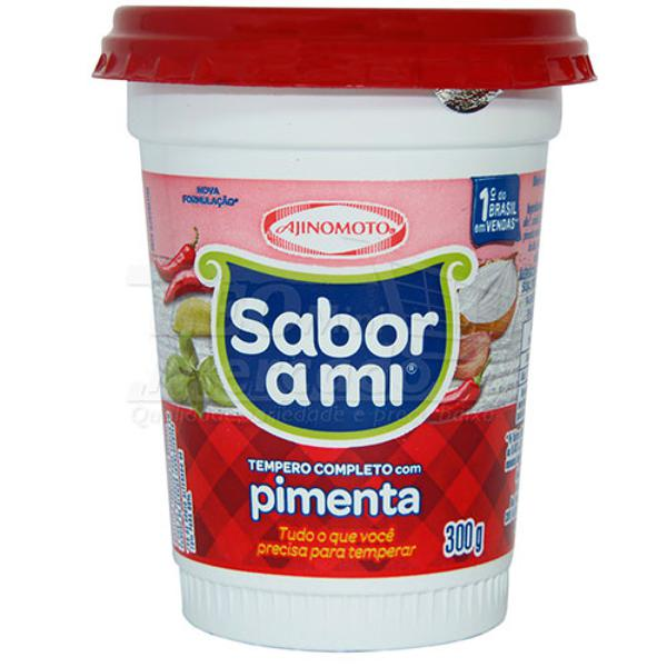 Tempero Completo SABOR AMI com Pimenta 300g