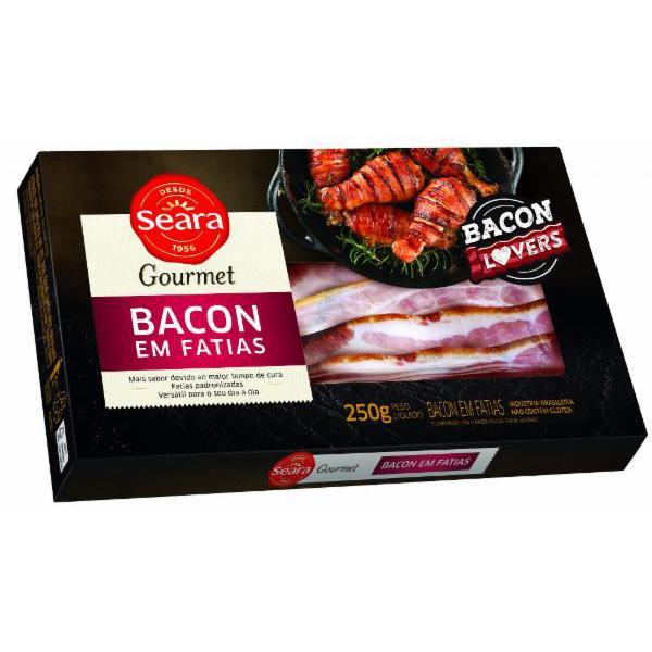 Bacon Seara Fatiado 250G