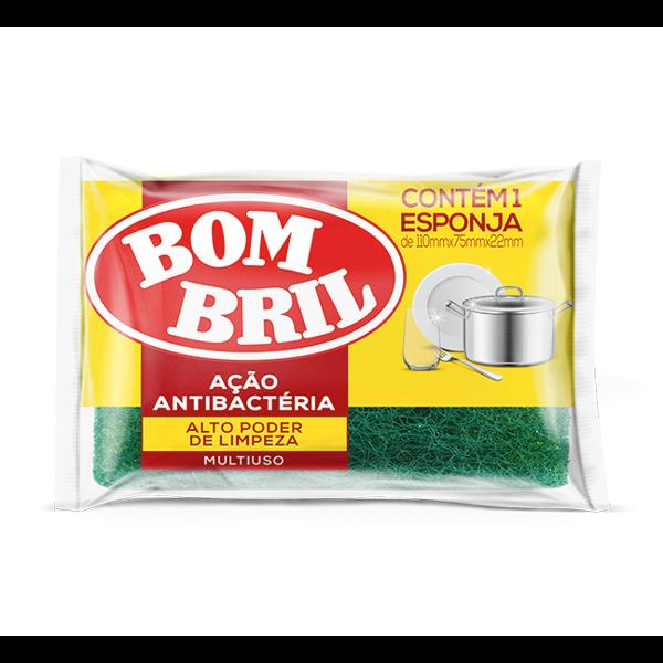 Esponja Bom Bril Multiuso C/1