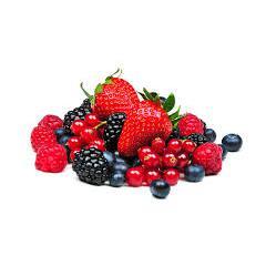 Frutas Vermelhas Congeladas Agroecológicas (500g)