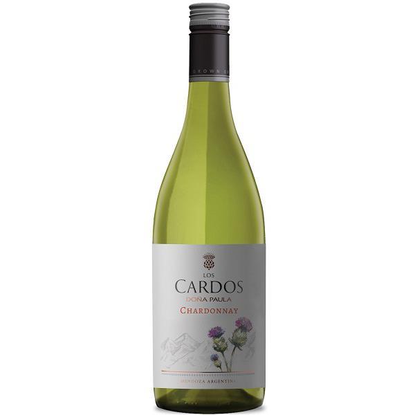 Vinho Argentino Los Cardos Chardonnay 750ml