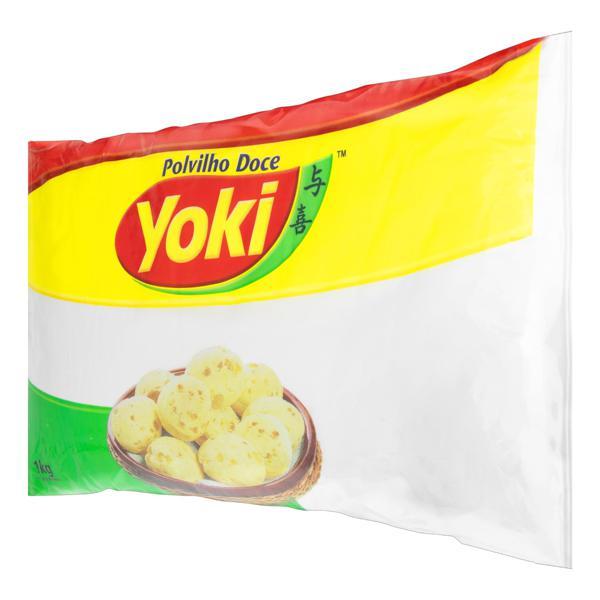 Polvilho Doce Yoki Pacote 1kg
