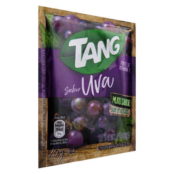 Refresco em Pó Uva Tang Pacote 25g