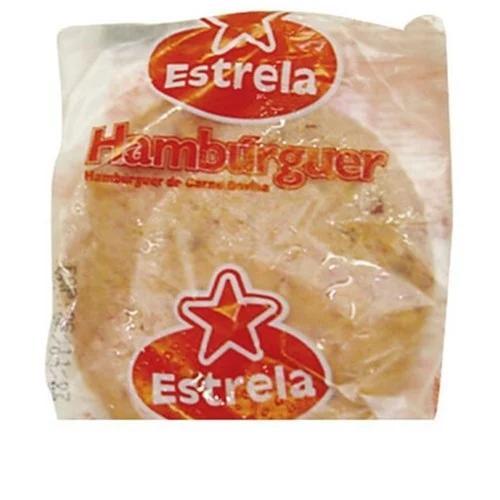 Hambúrguer Bovino ESTRELA Caixa com 2Kg