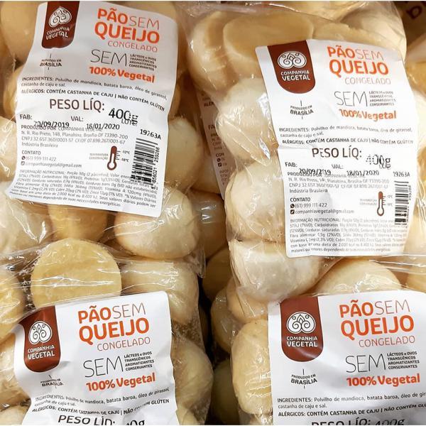 Pão sem Queijo (400g)