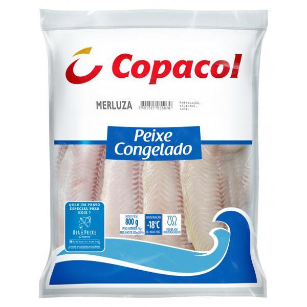 Filé de Merluza COPACOL 800g