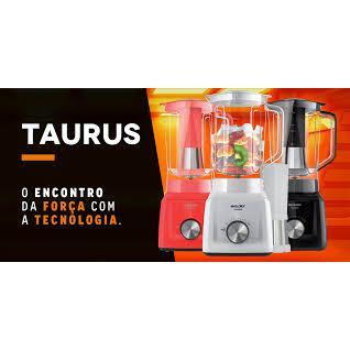 Liquidificador Mallory Taurus Vermelho 3,1l