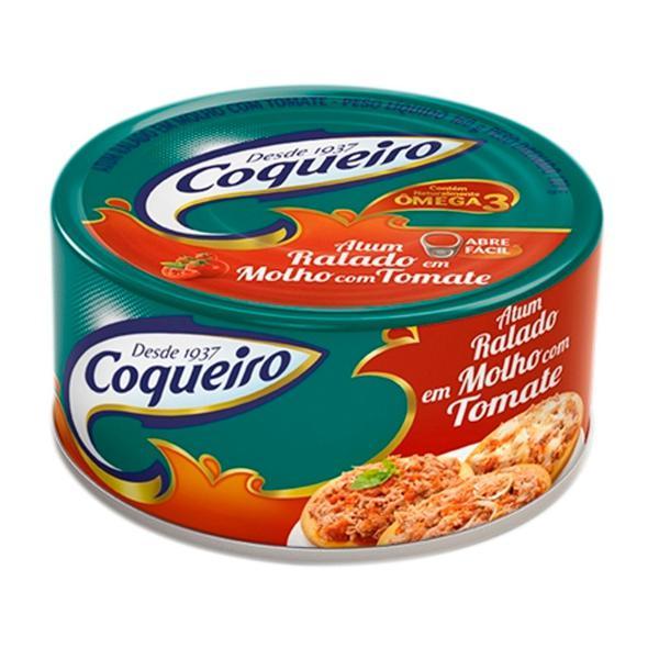Atum Ralado COQUEIRO Tomate 170g
