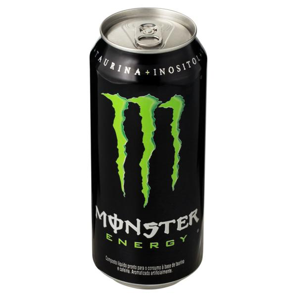 Energético Monster Lata 473ml