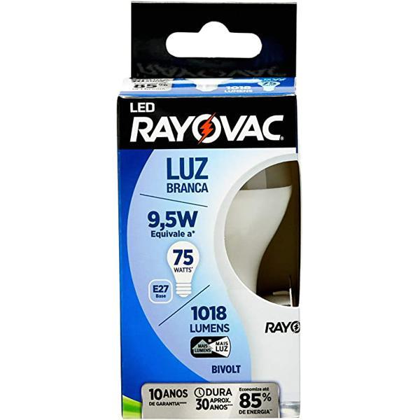 Lampada Rayovac 4,9W Luz Branca