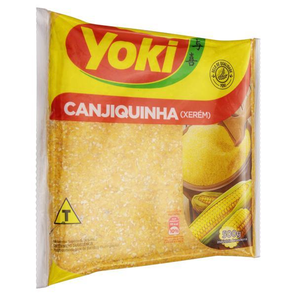 Canjiquinha Xerém Yoki Pacote 500g