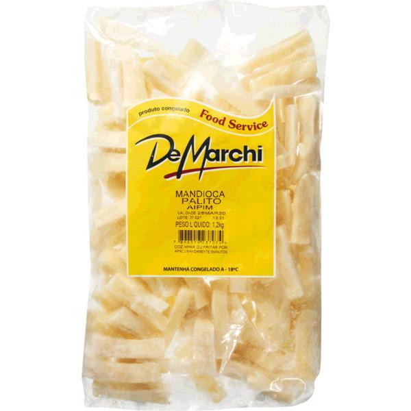 Mandioca DE MARCHI Palito 1,2kg