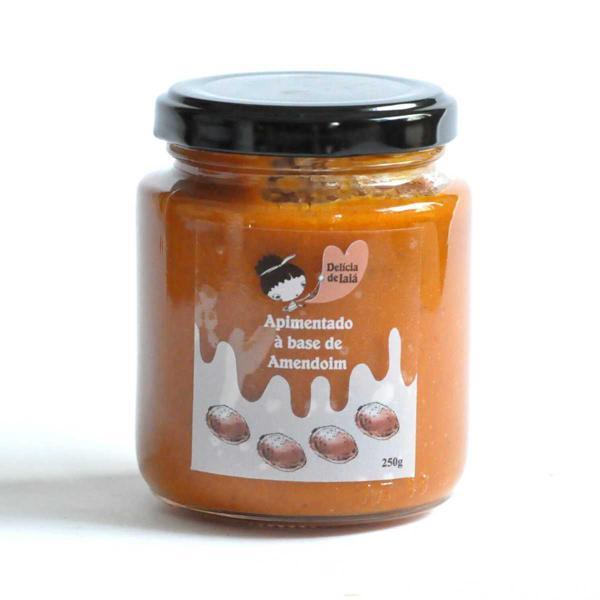 Moilho apimentado à base de amendoim - Delícia de Iaiá