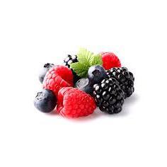 Mix de frutas vermelhas congeladas 500g - Sítio Bonobas