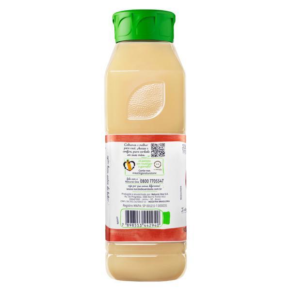 Suco Integral Maçã Natural One Refrigerado Garrafa 900ml