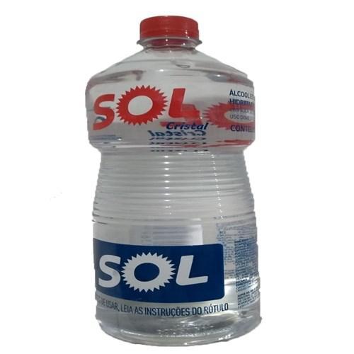 Álcool SOL 46º 1L