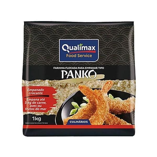 Farinha Panko Qualimax 1Kg