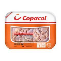 Coxinha das Asas COPACOL Congelada 1Kg