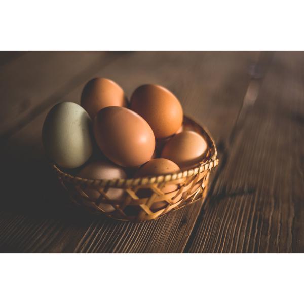 Ovos de Galinha Caipira (12 und)
