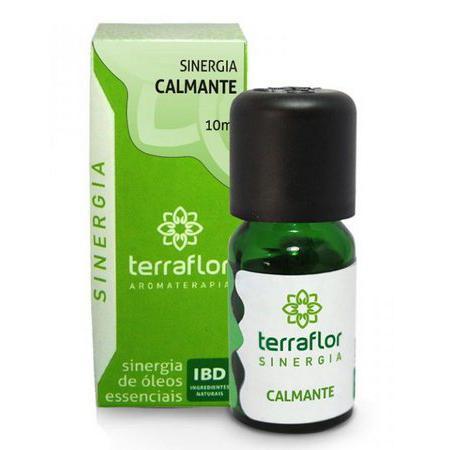 Sinergia Calmante 10ml TERRA-FLOR