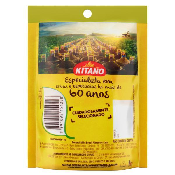 Bicarbonato de Sódio Kitano Pacote 30g