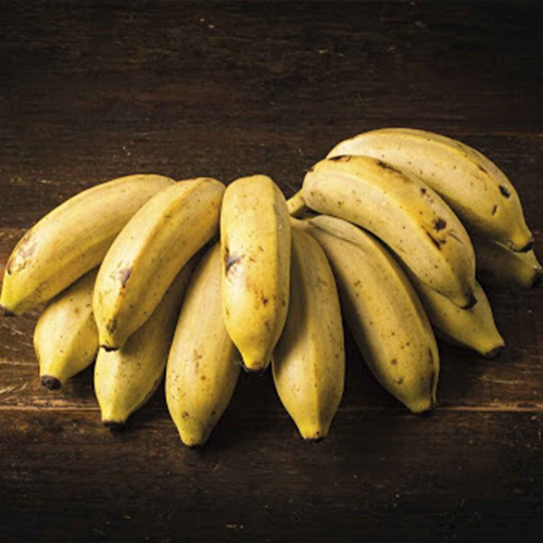 Banana Maçã Orgânica