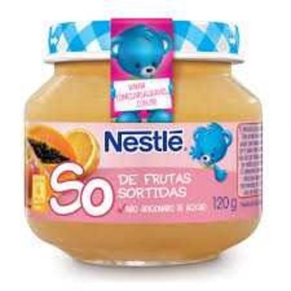 Alimento Infantil NESTLE Frutas Sortidas 120g