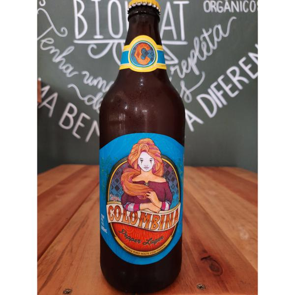 Cerveja Pepper Lager 600ml COLOMBINA