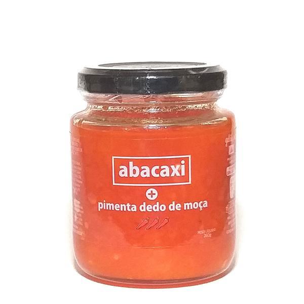 Geleia de Abacaxi e Dedo de Moça (forte) 260g - Expressar Gourmet