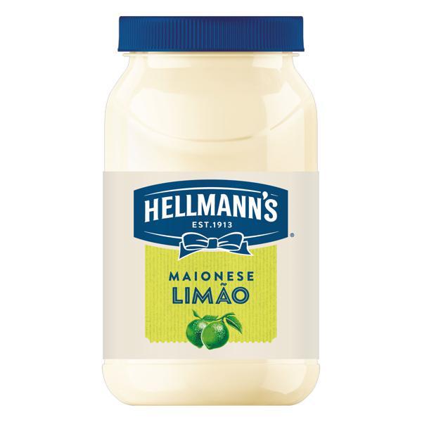 Maionese Limão Hellmann's Pote 500g