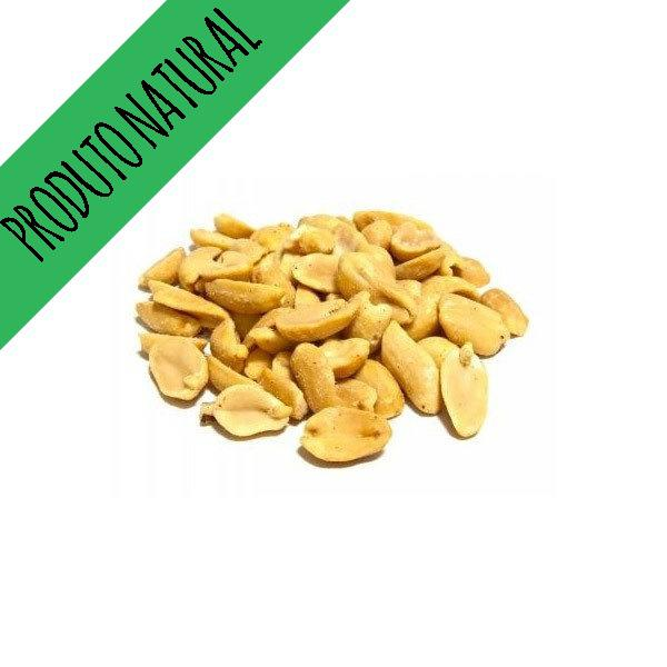 Amendoim Sem Pele Torrado Salgado 200 gr - Produto Natural