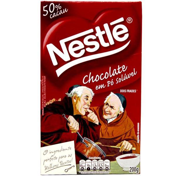Chocolate em Pó NESTLÉ 50% Cacau 200g