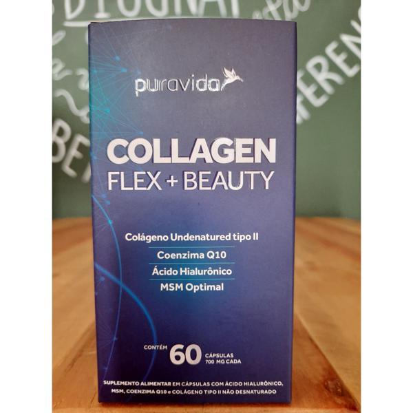 Collagen Flex Beauty 60 cápsulas PURA VIDA