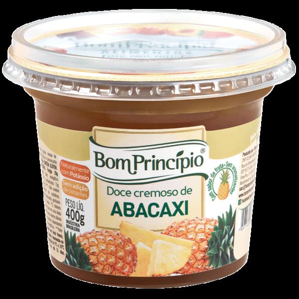 Doce BOM PRINCIPIO 400g Abacaxi