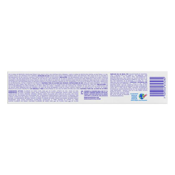 Creme Dental Clean Mint Colgate Total 12 Caixa 180g