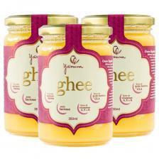 Manteiga Ghee Pura 0% Lactose