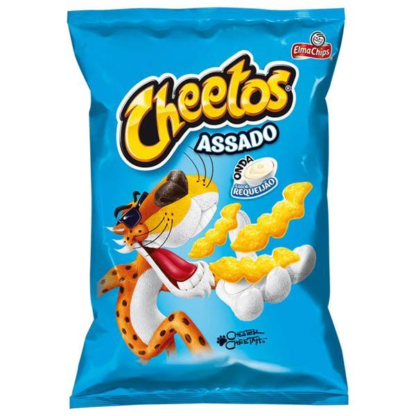 Salgadinho Cheetos  Requeijão 140G